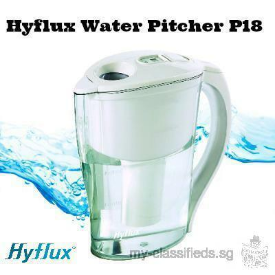 Hyflux P18 Filtered Water Pitcher for Sale