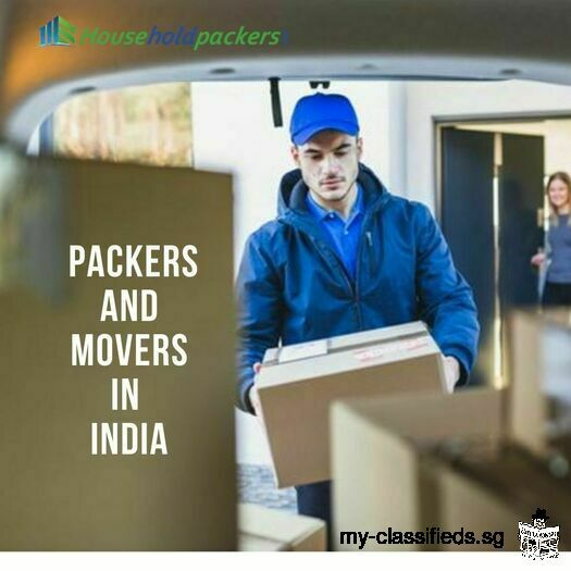 Professional Packers and Movers in India
