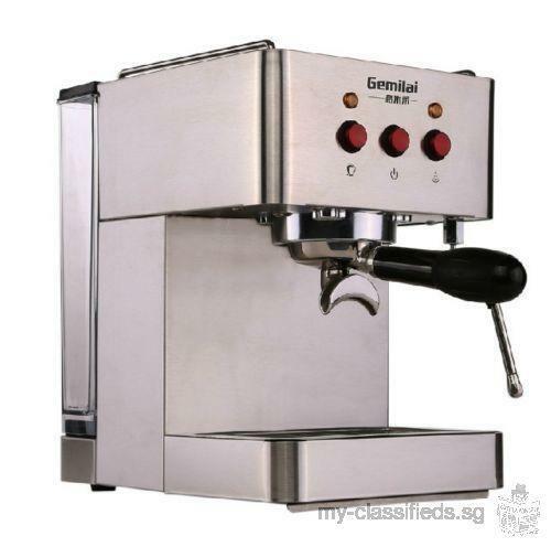 brand new 240 Cup/h Semi-automatic Commercial Espresso Coffee