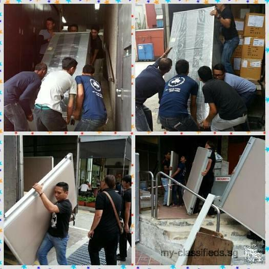 AKHBAR MOVERS best service for your moving needs (call for free quotation)