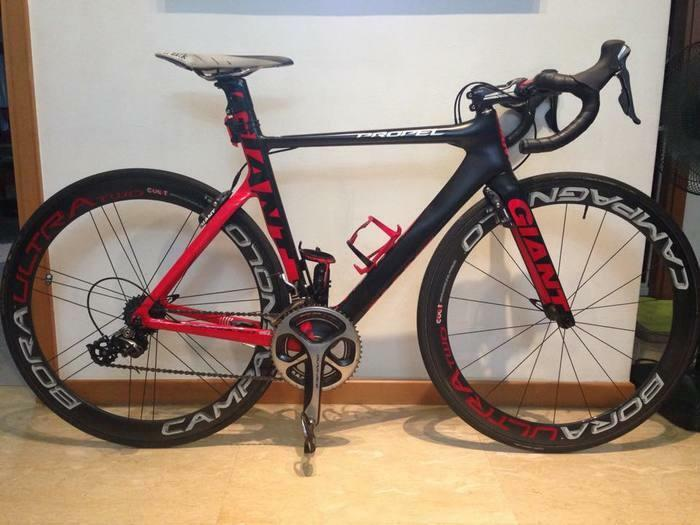Selling GIANT Propel