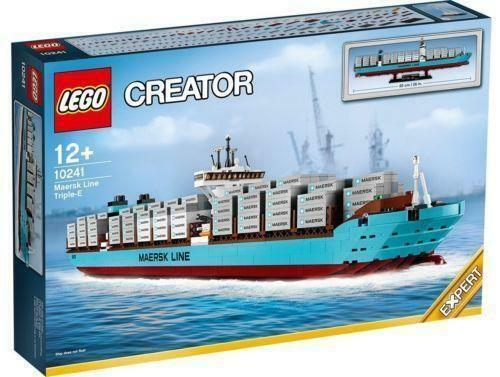 WTS:Lego 10241 Maersk Ship Triple-E (New)