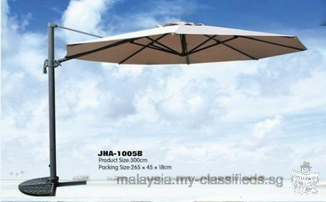 Decon garden umbrella supplier malaysia