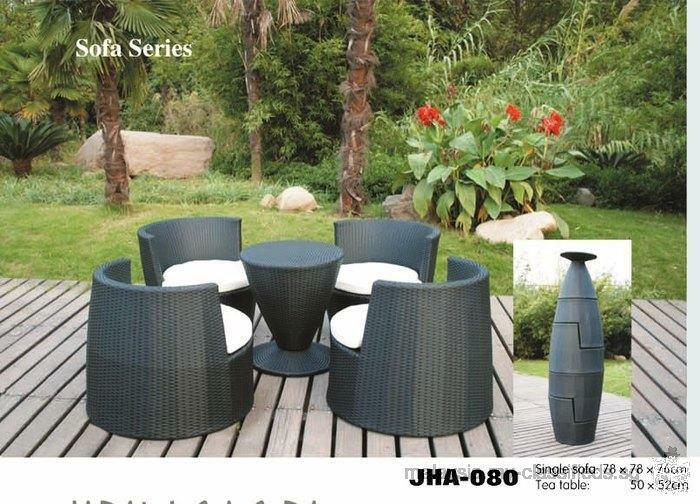 Decon patio furniture promotion