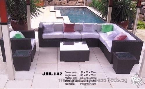 Decon wicker outdoor furniture store