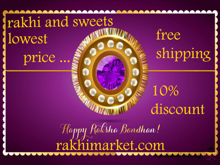 Online Rakhi - Rakhi Shopping, Buy Rakhi, Rakhi Deals, Send Rakhi, Rakhi Sale, Rakhi with Sweets