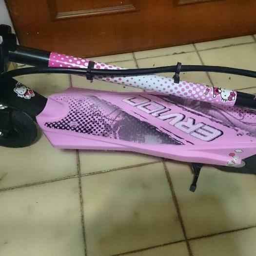 Selling Adult Pink Electric Scooter