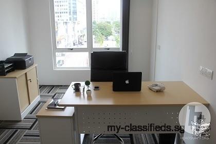 Serviced Office, Office Space, Zenith Corporate Park Petaling Jaya