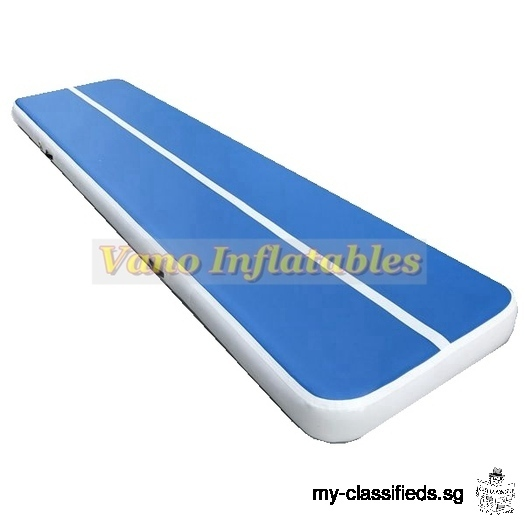 Air Track Gymnastics Tumble AirTrack Mat Floor AirTrackMats Tumble-track Vano Inflatables