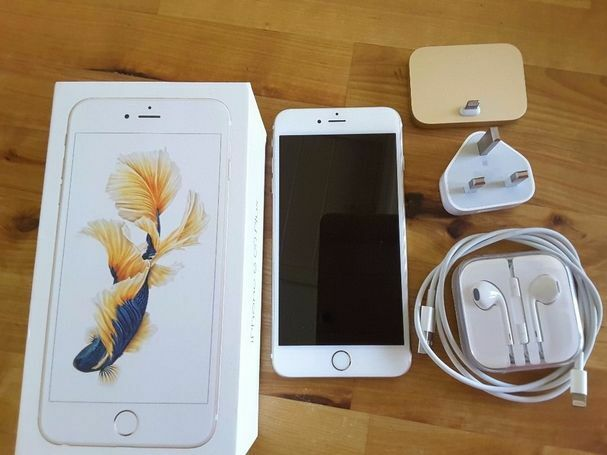 Apple iPhone 7 plus 128GB factory Unlock