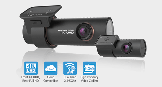 Buy Car Video Camera Recorder at BlackVue