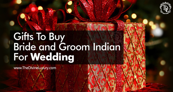 Buy Wedding Gifts Online in India at The Divine Luxury