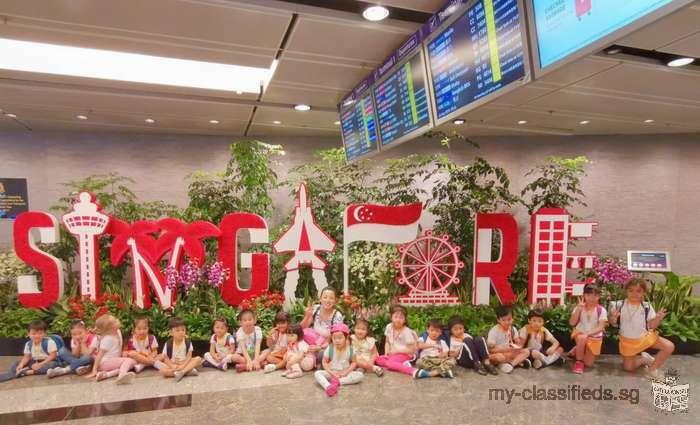 Camelot Montessori Preschool Enrichment Centre in Singapore