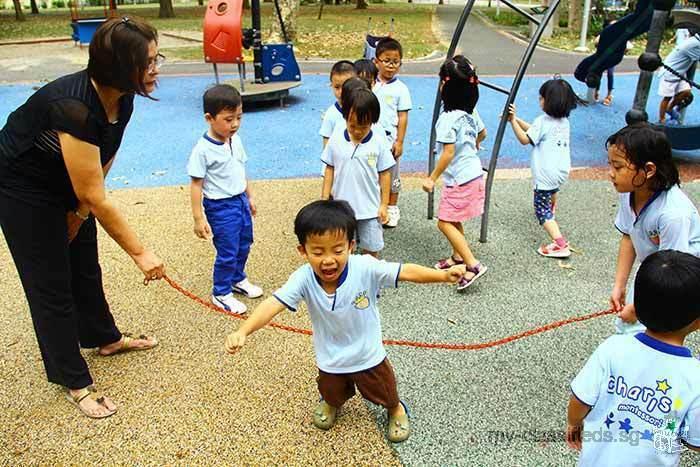 Christian Childcare Singapore