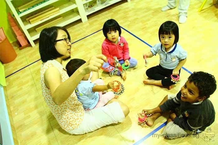 Christian Kindergarten Singapore