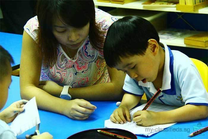 Christian Preschool Singapore