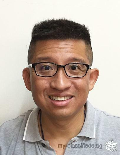 Committed, Experienced full-time Tutor in East Singapore