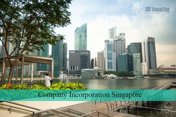 Company Incorporation Singapore: Improve Your Business' Reach