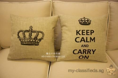 Cushion sofa brand new