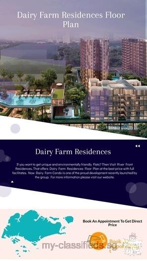 Dairy Farm Residences Floor Plan
