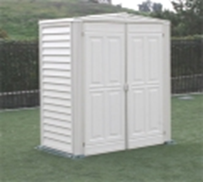 Duramax PVC Garden Shed