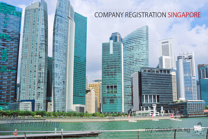 Get Company Registration Singapore & Other Services from Us