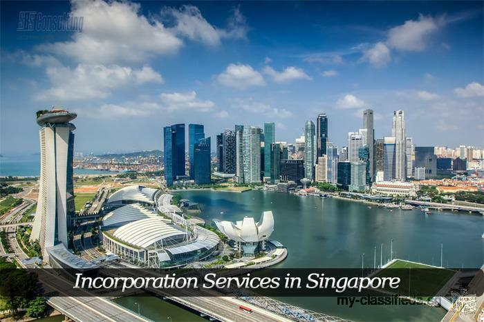 Get Trusted Incorporation Services in Singapore
