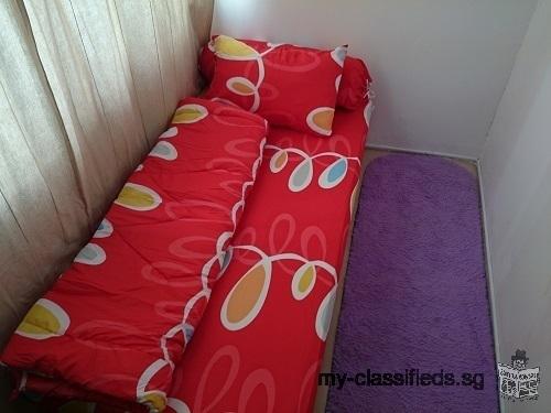 Hostel Style Single Room near Bugis/Farrer Park/Lavender, No Agent Fee