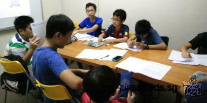 IP Chemistry Tuition Singapore