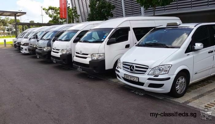 Most Affordable Minibus Transport Services in Singapore
