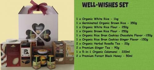 Organic Food Hamper