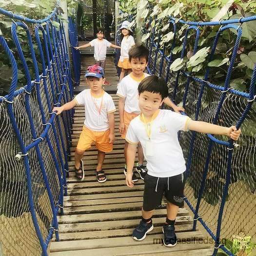 Outdoor Education and Adventure Learning School Singapore