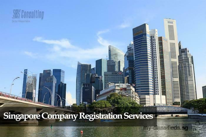 Pay S$699 Only, for Singapore Company Registration Services