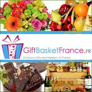 Send amazing X-mas Gift Hampers to France and pamper your loved ones