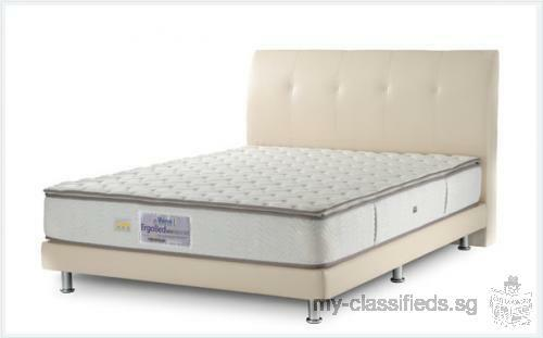 Slumberland Mattress and Bed Frame for Sale