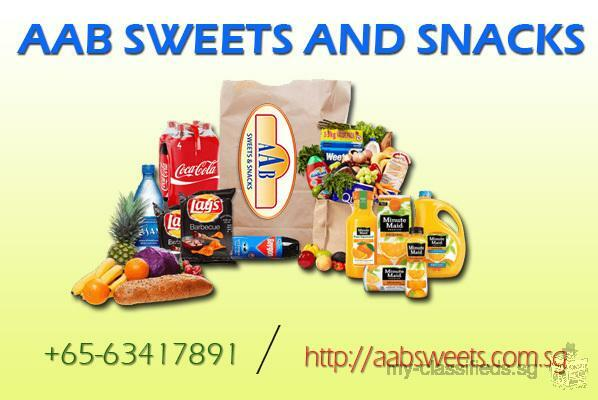 Sweet shops in Singapore-baby products in Singapore