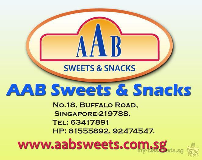 Top 10 sweet shops in Singapore-Famous online sweet shop in Singapore