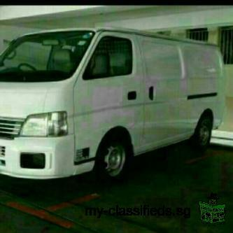 Transport for Van Mover services