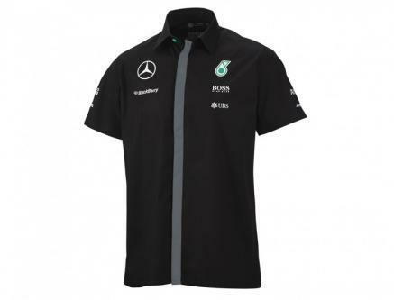 WTS- Mercedes Team Shirt (2015) BNIP