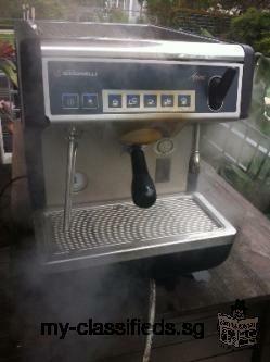 Nuova Simonelli Appia Commercial Espresso Machine