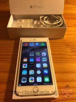 Apple iPhone 6 Plus - 16GB - Silver Factory Unlocked Smartphone
