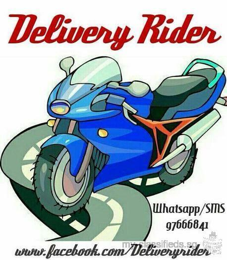 Looking for delivery transportation?