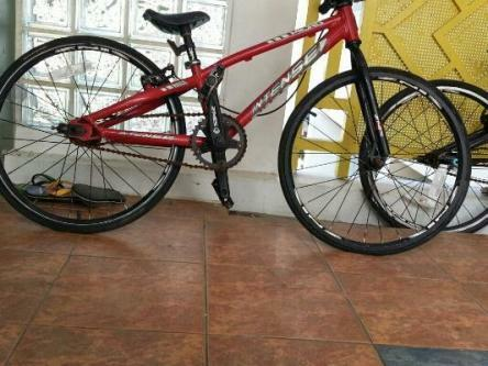 intense road bike full set for kids