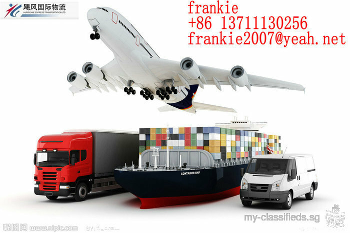 广州到新加坡运输专线海运和空运门到门服务